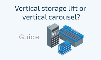 Vertical Storage Lift or Vertical Carousel?