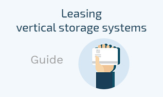 Leasing vertical storage systems
