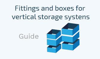 Fittings and boxes for VLMS