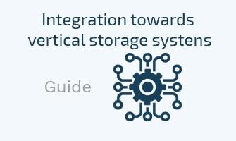 Integration towards storage lifts